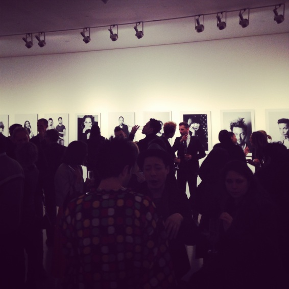Parsons book launch party at Milk Studios, April 2014